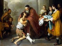 padre misericordioso