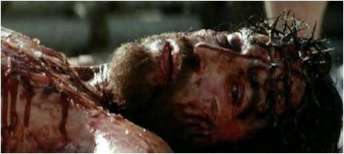 Gesù inchiodato