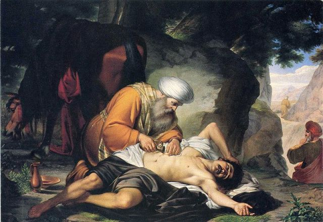 il-buon-samaritano