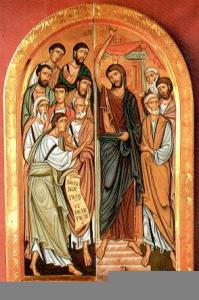 Gesù risorto 2