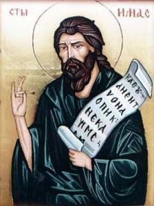 Sant'Elia profeta