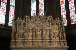 Duomo di Arezzo - arca di San Donato
