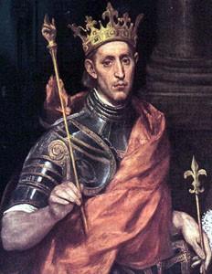 San Ludovico re di Francia