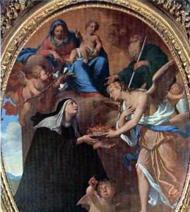 Santa Sperandea