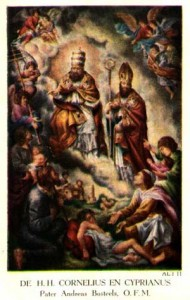 Santi Cornelio e Cipriano