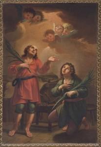 Santi Crispino e Crispiniano
