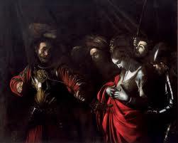 il martirio di Sant'Orsola_Caravaggio