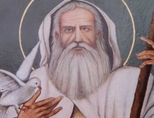 San Colombano abate