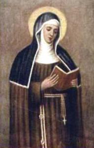 Sant'Agnese di Assisi