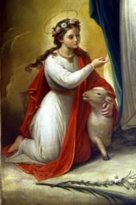 Sant'Agnese vergine e martire