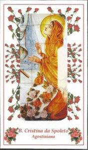 Beata Cristina da Spoleto