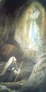 Beata Vergine Maria di Lourdes