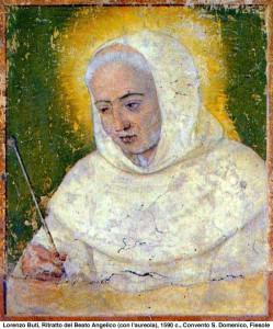Beato Angelico ritratto
