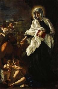 Santa Francesca Romana