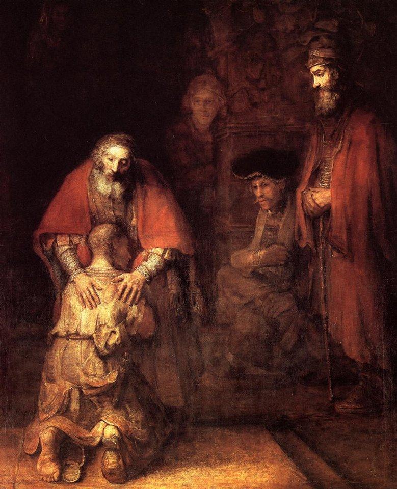 Figliol Prodigo Rembrandt