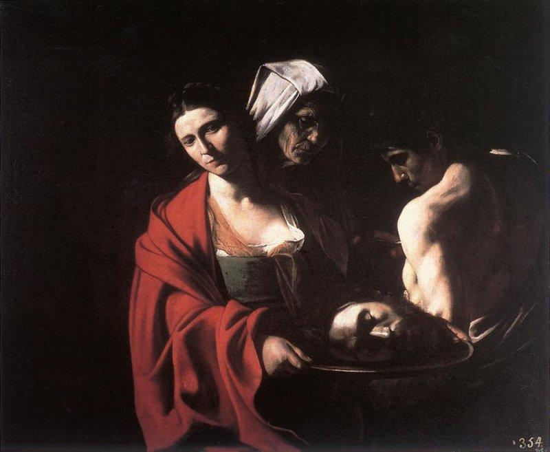 martirio di san giovanni battista_Caravaggio