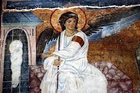 angelo della resurrezione