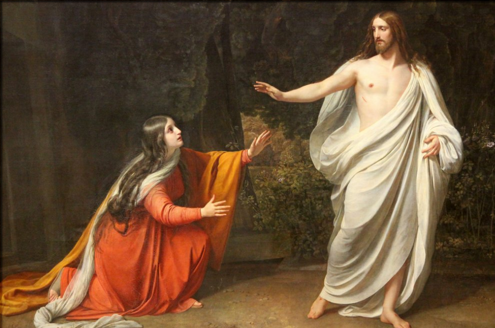 Gesù-risorto-e-Maria-Maddalena