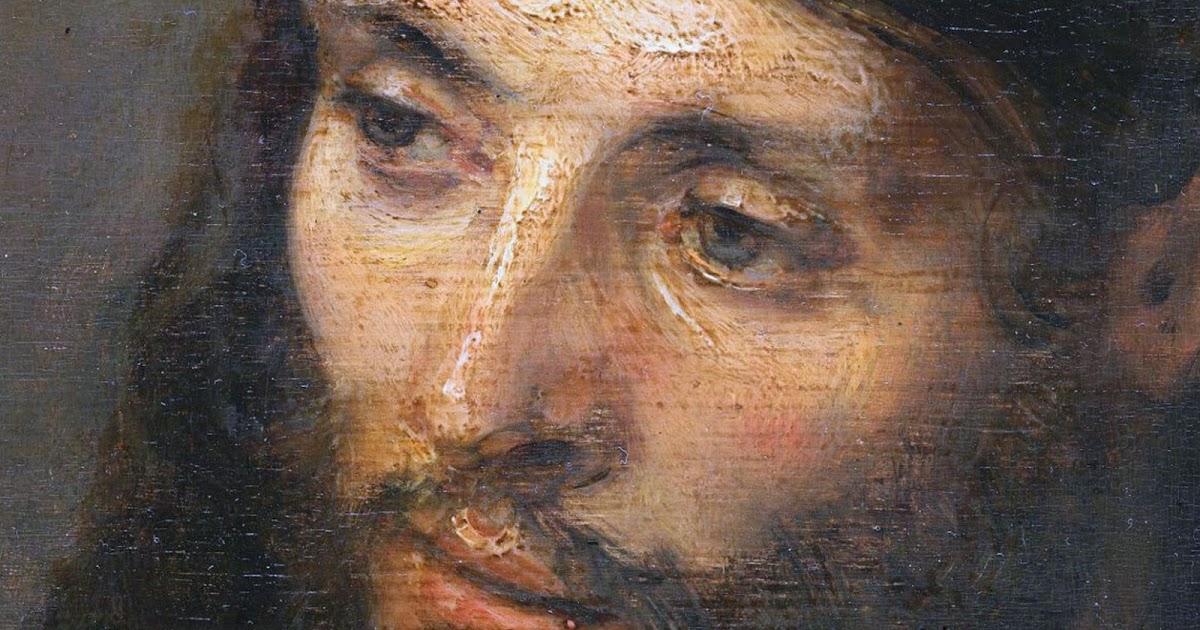 Gesù rembrandt